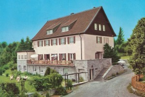 Hotel Hollerather Hof 1954